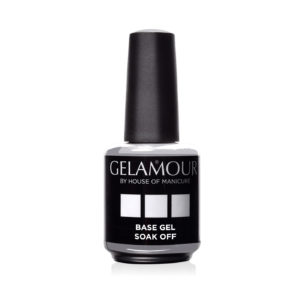 Base Gel Soak Off