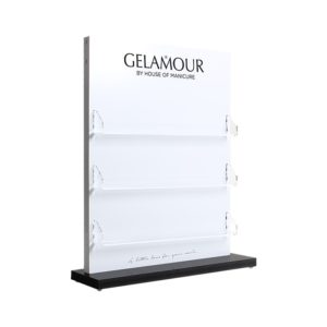 Gelamour Wall + Desk Display